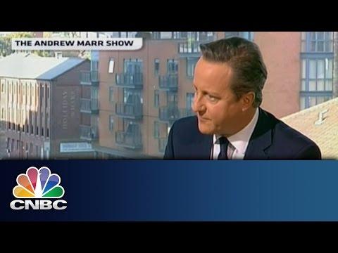 Tory defections 'senseless': UK PM Cameron | Party Politics | CNBC International