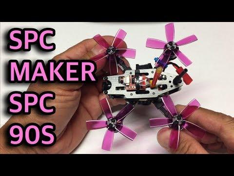 SPC MAKER SPC 90S 90mm Brushless FPV Racer