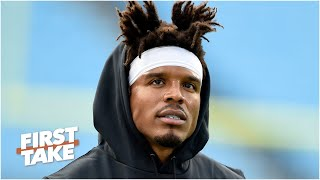Has Cam Newton underachieved in his career? | First Take