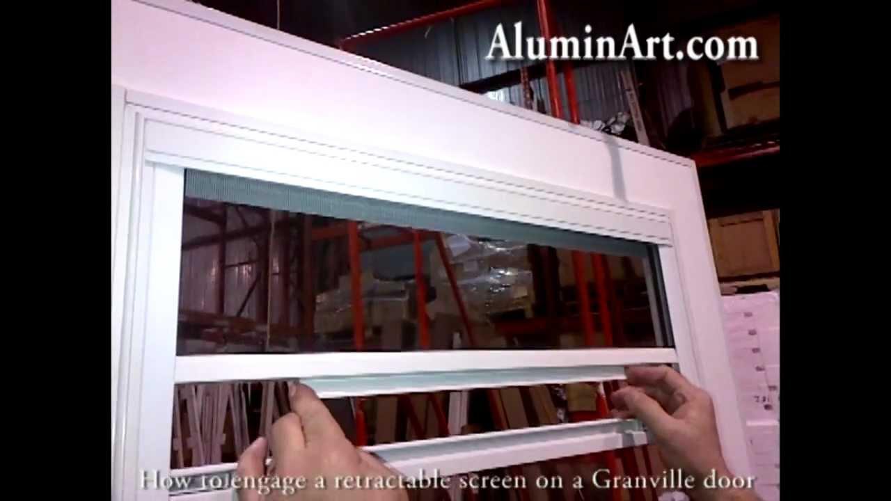 Aluminart Century Storm Door