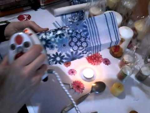 Decorar Velas Con Servilletas Youtube - Decorar-velas-con-servilletas