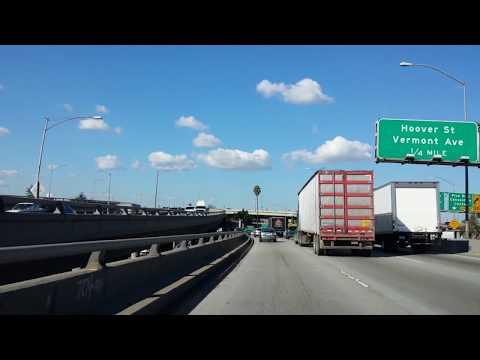 Commerce Casino exit La Brea Blvd  L.A.