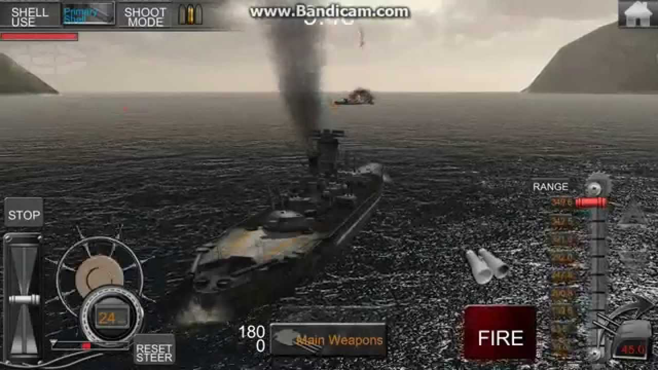 Naval Frontline Battleship Yamato - YouTube