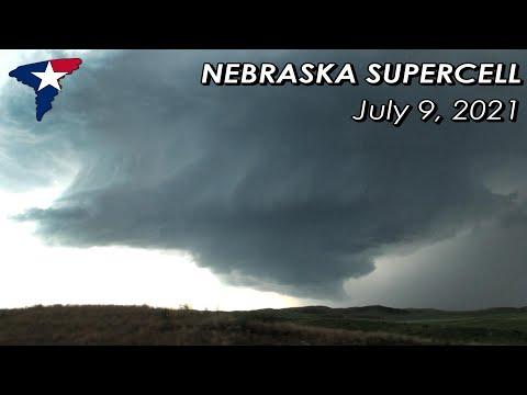 July 9, 2021 • Tornado Warned Storm near Alliance, Nebraska