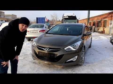 Тачка как новая! Hyundai I40