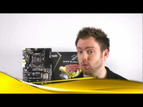 ASRock Z77 EXTREME 4 Motherboard Review