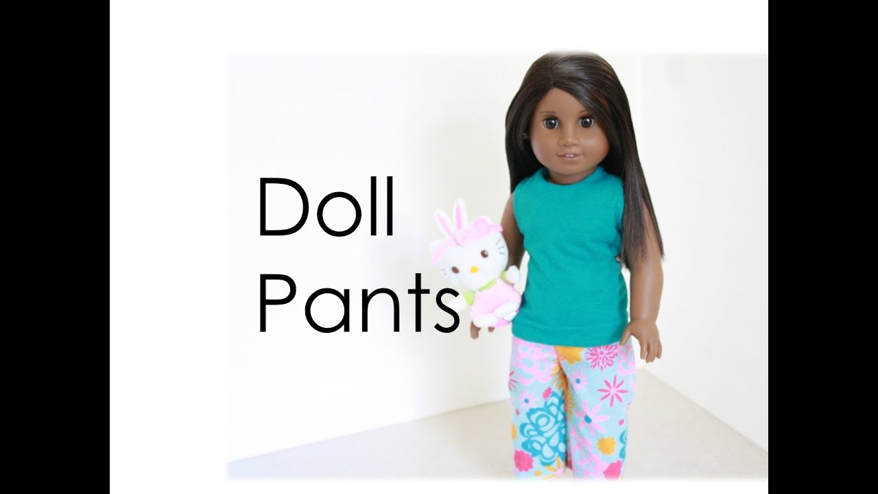 How to sew a doll out of tights 88