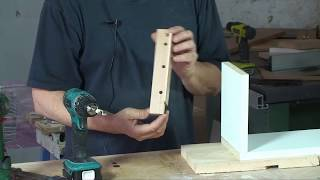 Dowel Jig: Simple, Cheap, Nothing To Lose With This Homemade Doweling Jig