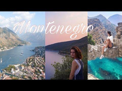 MONTENEGRO (+ Dubrovnik)  | TRAVEL DIARY