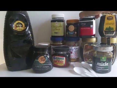 sidr honey vs manuka honey part 1 first