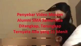 Download Video Penyebar Video Alumni SMA Samarinda Ditangkap MP3 3GP MP4