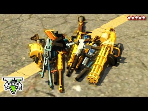 GTA 5 MINIGUN MAYHEM Special!!! | GTA 5 Online Minigun | GTA 5 Funny Moments - The Stream Team