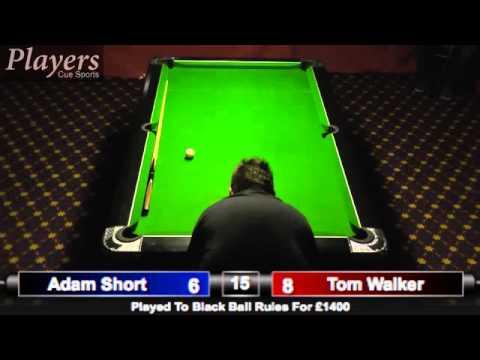 Adam Short (7) Vs (15) Tom Walker