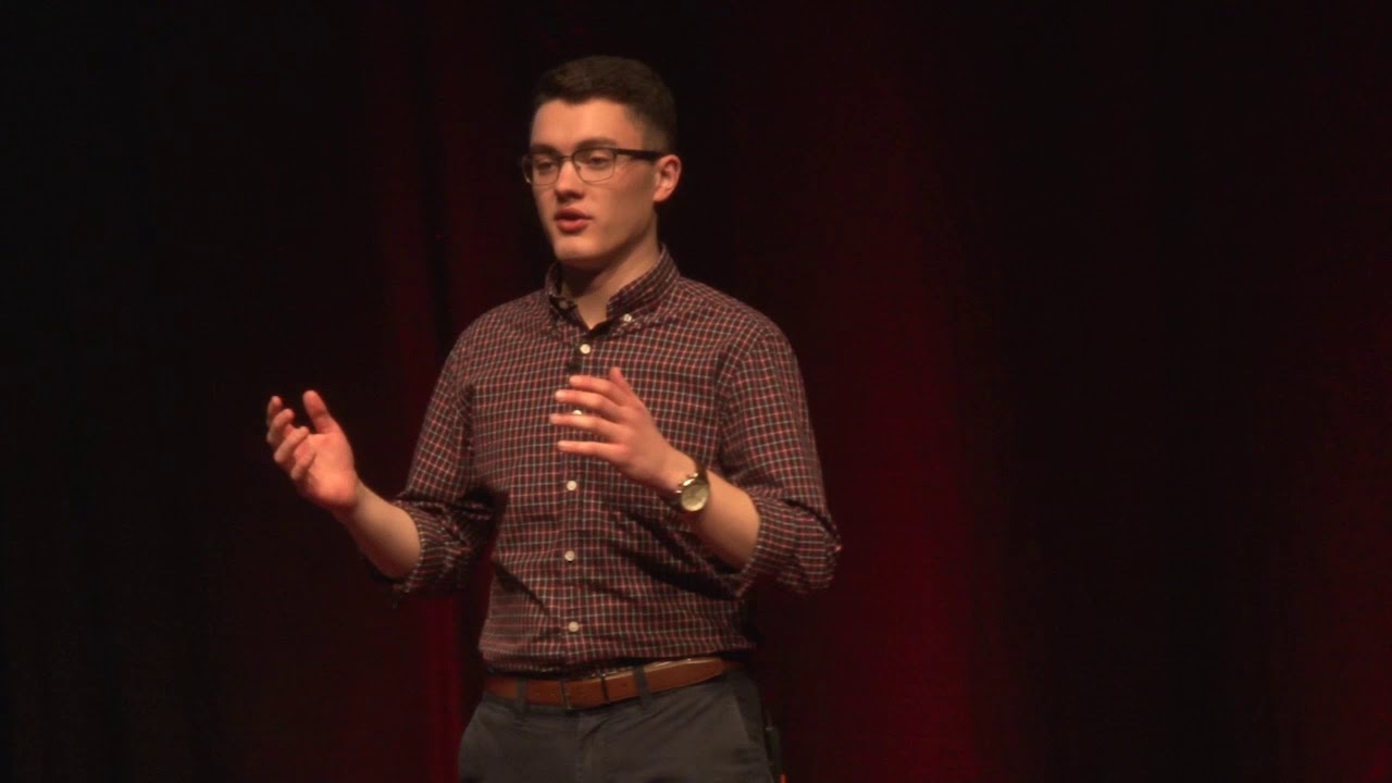 Repairing Our Social Fabric | Kyle Stewart | TEDxIthacaCollege