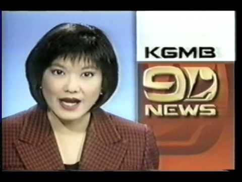 KGMB 9 News Honolulu 6PM Open 1996