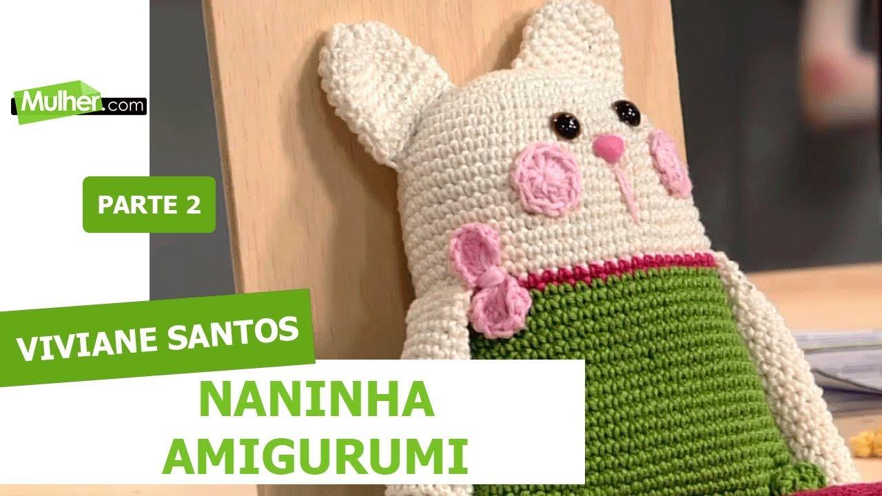 Receita Amigurumi Urso naninha(digital) no Elo7 | Ariane ... | 720x1280