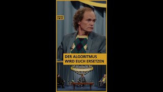 Olaf Schubert – Algorithmen werden euch ersetzen!