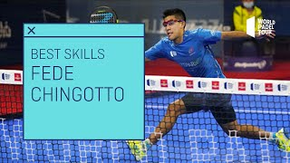 Best Skills Fede Chingotto  - World Padel Tour