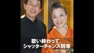 1年ぶりの田中星児さんとの再会でした!明日のコンサートのリハーサルが...