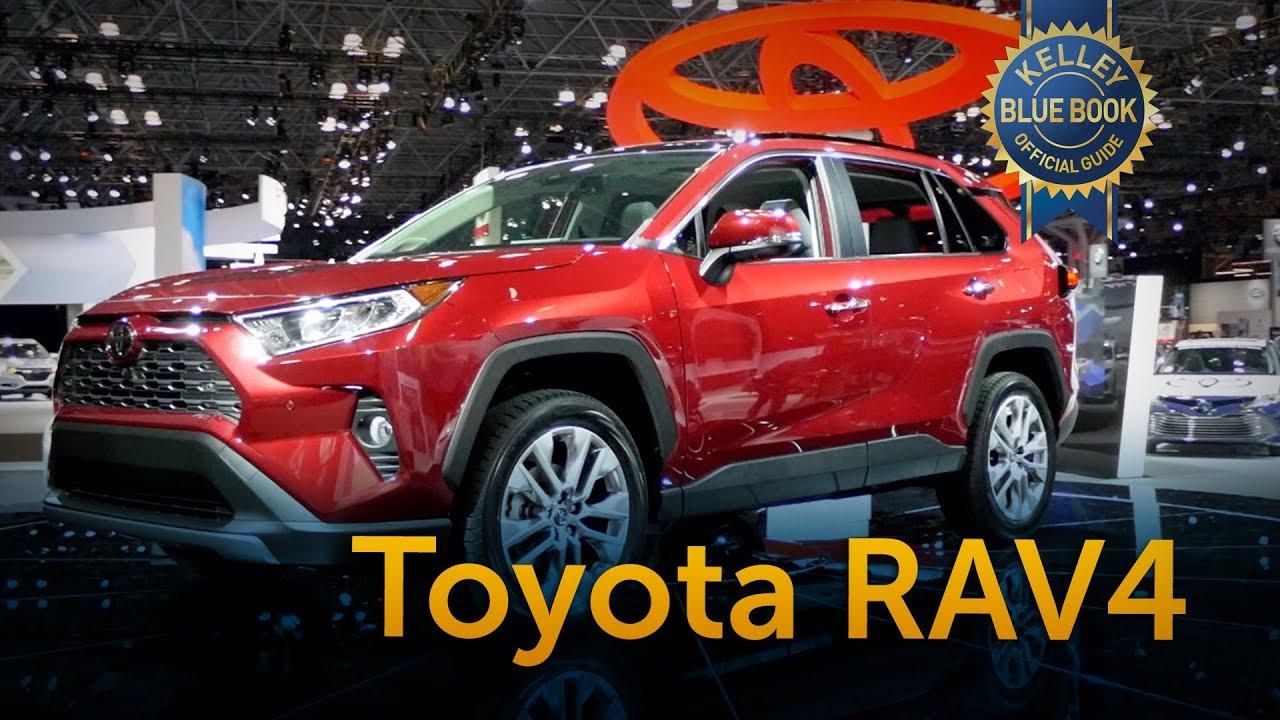 2019 Toyota RAV4 - 2018 New York Auto Show