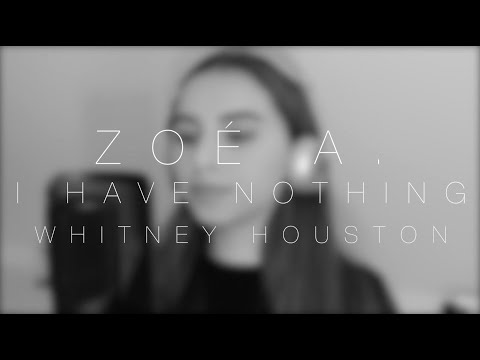 Whitney Houston - I Have Nothing - Zoé A.