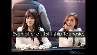 [백합] TaengSic is trash 2018 | Taeyeon x Jessica - Stafaband