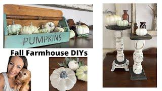 DIY Wood Candlesticks   Trash to Treasure   Spindles   Faux Concrete Paint   Thrift Flip   DT Flip