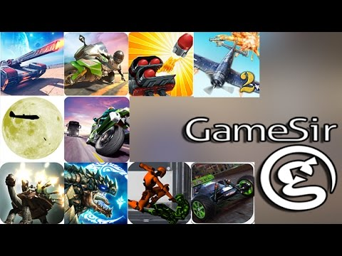 Top 10 GameSir G4s Gamepad Supported Android Games!
