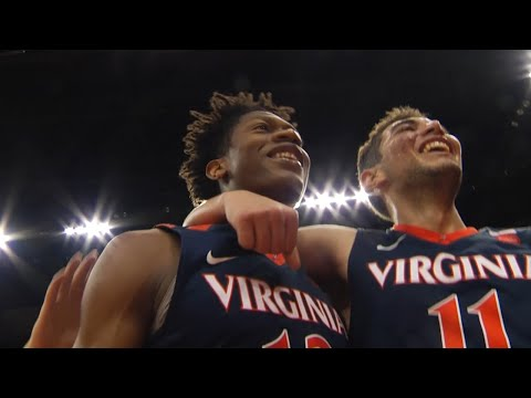 MEN'S BASKETBALL - Virginia at Louisville Highlights