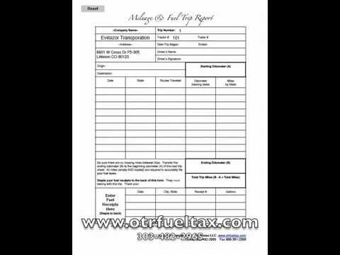 Trip Sheet Training - Youtube