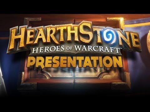 [ Hearthstone ] - Vidéo de Présentation