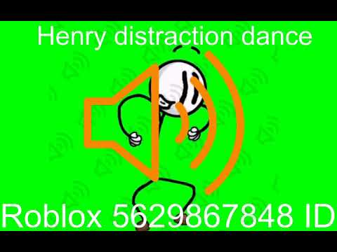 Distraction Dance Roblox Id Loud Henry Distraction Dance Roblox Id Youtube