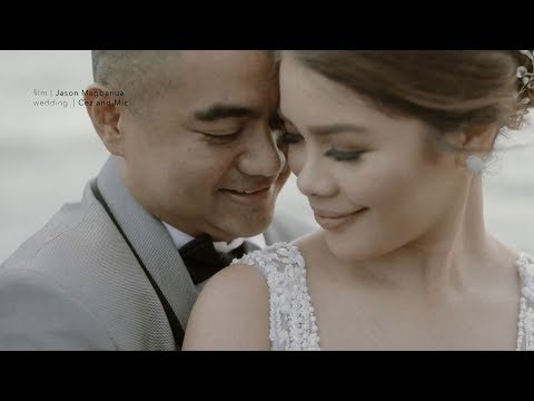 Cez and Mic: A Wedding at Sta. Maria Parish, Iloilo