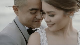 Cez and Mic: A Wedding at Sta. Maria Parish, Iloilo