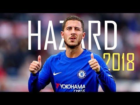 Eden Hazard ● BELIEVER ● Skills & Goals 2017/18