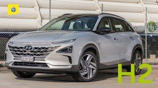 Hyundai Nexo Hydrogène - Test de voiture