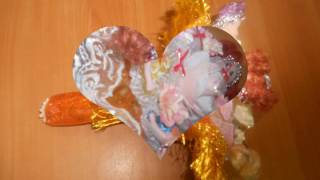 Букеты из мягких игрушек своими руками - handmade bouquets of soft toys. Малина -ТВ