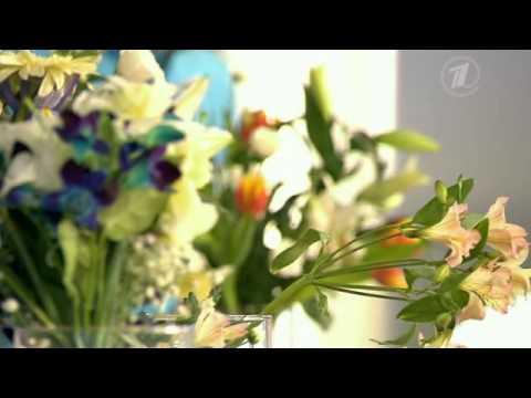 Как закрепить цветы в вазе. Маленькие домашние хитрости