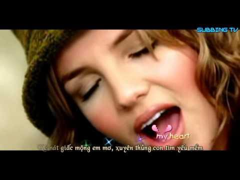 ► From The Bottom Of My Broken Heart   Britney Spears Lyrics+Vietsub+Kara
