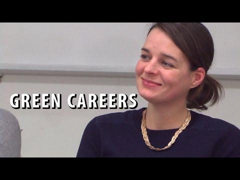 """Green"" Careers"