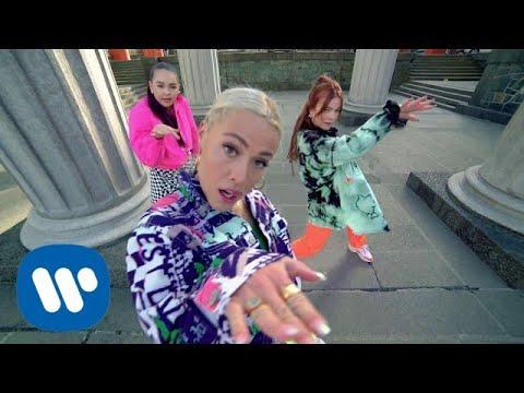 Julie Bergan - STFU (Official Dance Video)