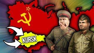 ŁUK KURSKI - TO TUTAJ ZMIENI SIĘ BIEG HISTORII!