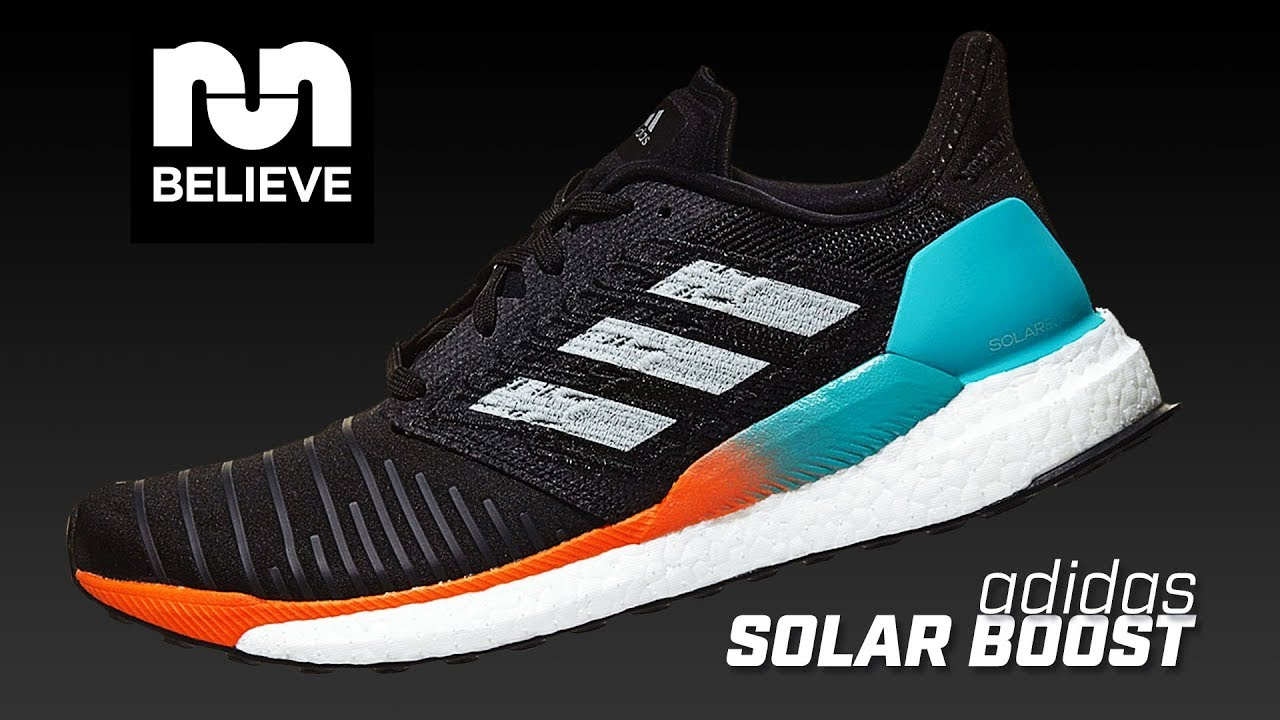 4014f6090 adidas Solar Boost Video Performance Review - YouTube