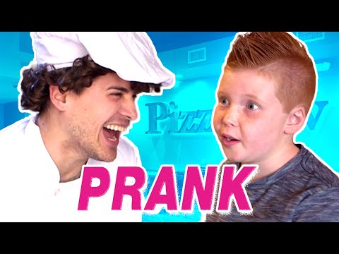 SURPRISE FAN PRANK - #PrankItFWD