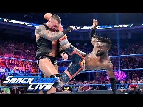 Kofi Kingston escalates his rivalry with Randy Orton and The Revival: SmackDown LIVE, Aug. 20, 2019