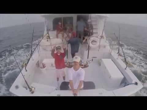 Falmouth Grand Prix Offshore Fishing