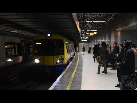 Overground joins the Night Tube network