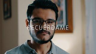 """Recuérdame - Carlos Rivera de """"Coco"""" - Jair Lázaro Cover"""