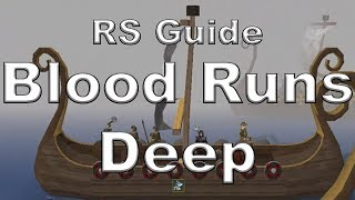 RS: Blood Runs Deep Guide - RuneScape