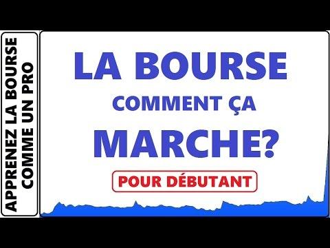 TUTO - LA BOURSE, COMMENT CA FONCTIONNE? VIDÉO D'INTRODUCTION AUX MARCHÉS FINANCIERS